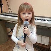 Уроки вокала для дошкольников